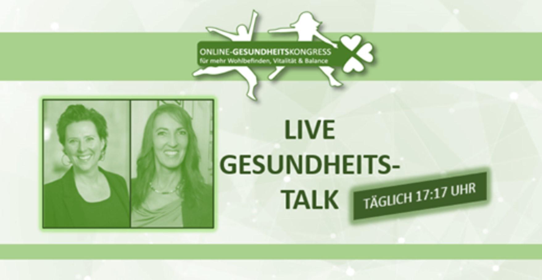 Bild Live Talks Gesundheitskongress
