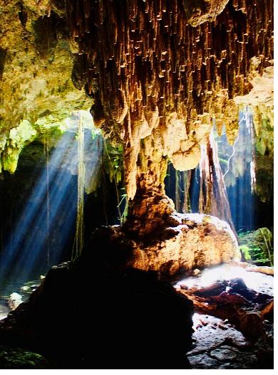 Höhle Mexiko 2
