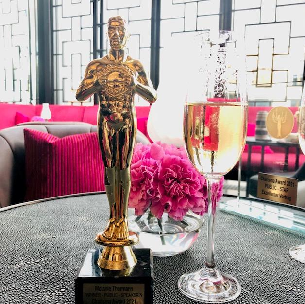 Pokal Charisma Award - mobil