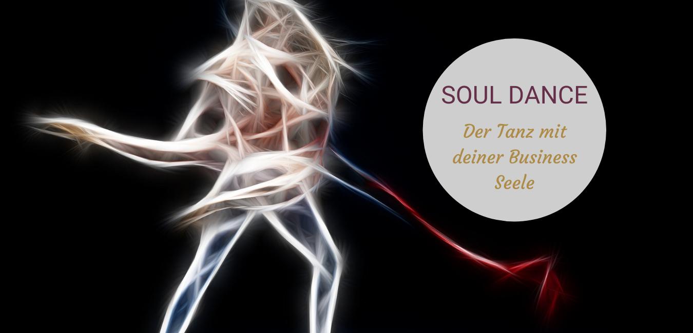 Soul Dance Website Header Bild