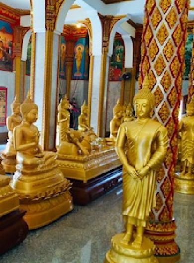 Thailand Tempel 1