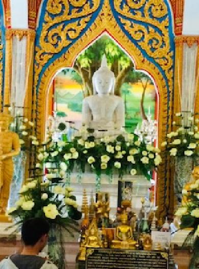 Thailand Tempel 2